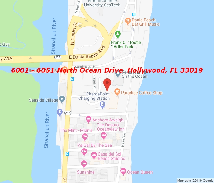 6001 Ocean Dr #602, Hollywood, Florida, 33019